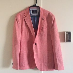 Tailor Byrd collection blazer